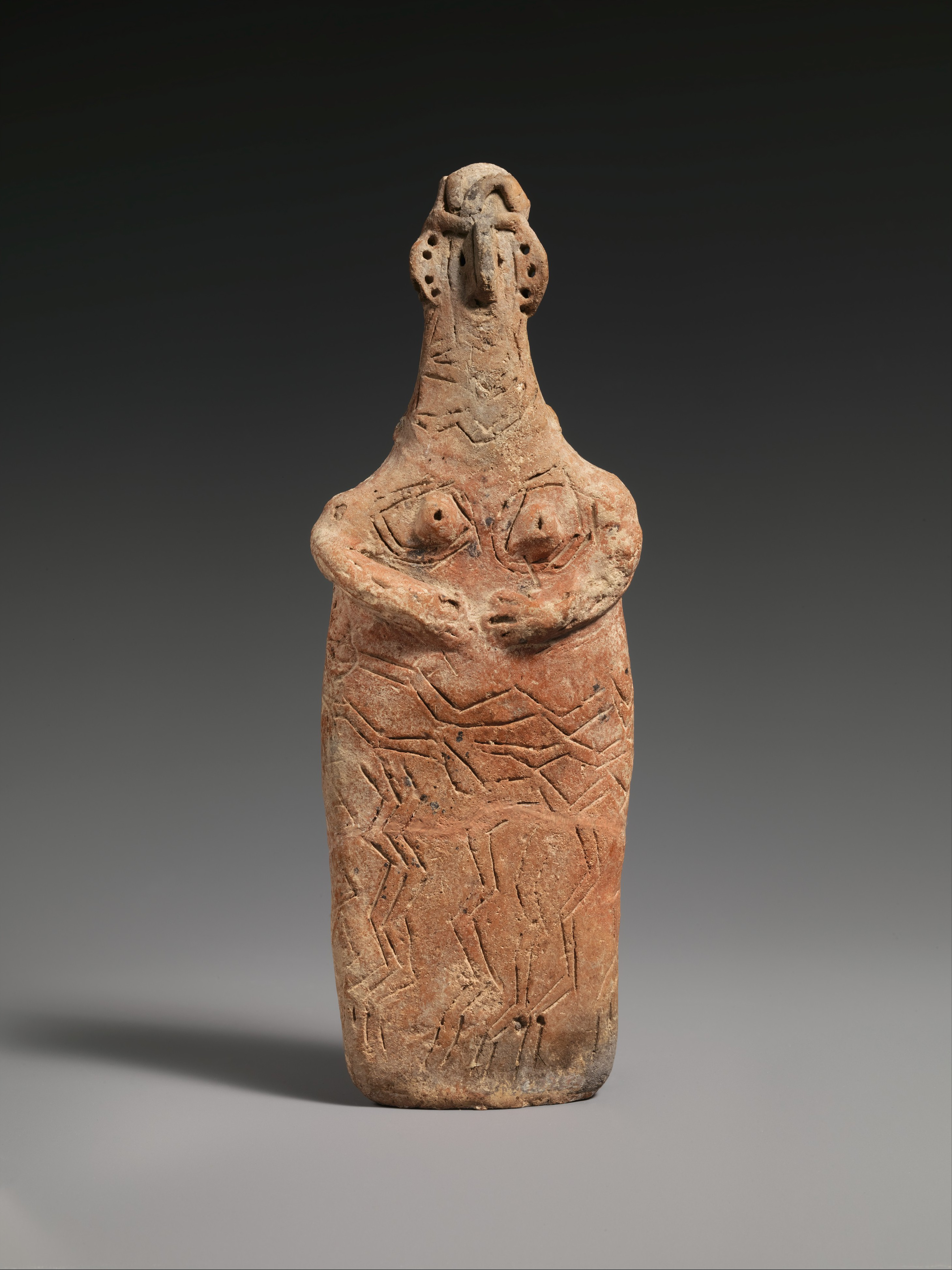 Judith Richter Nude the cesnola collection of cypriot art: terracottas