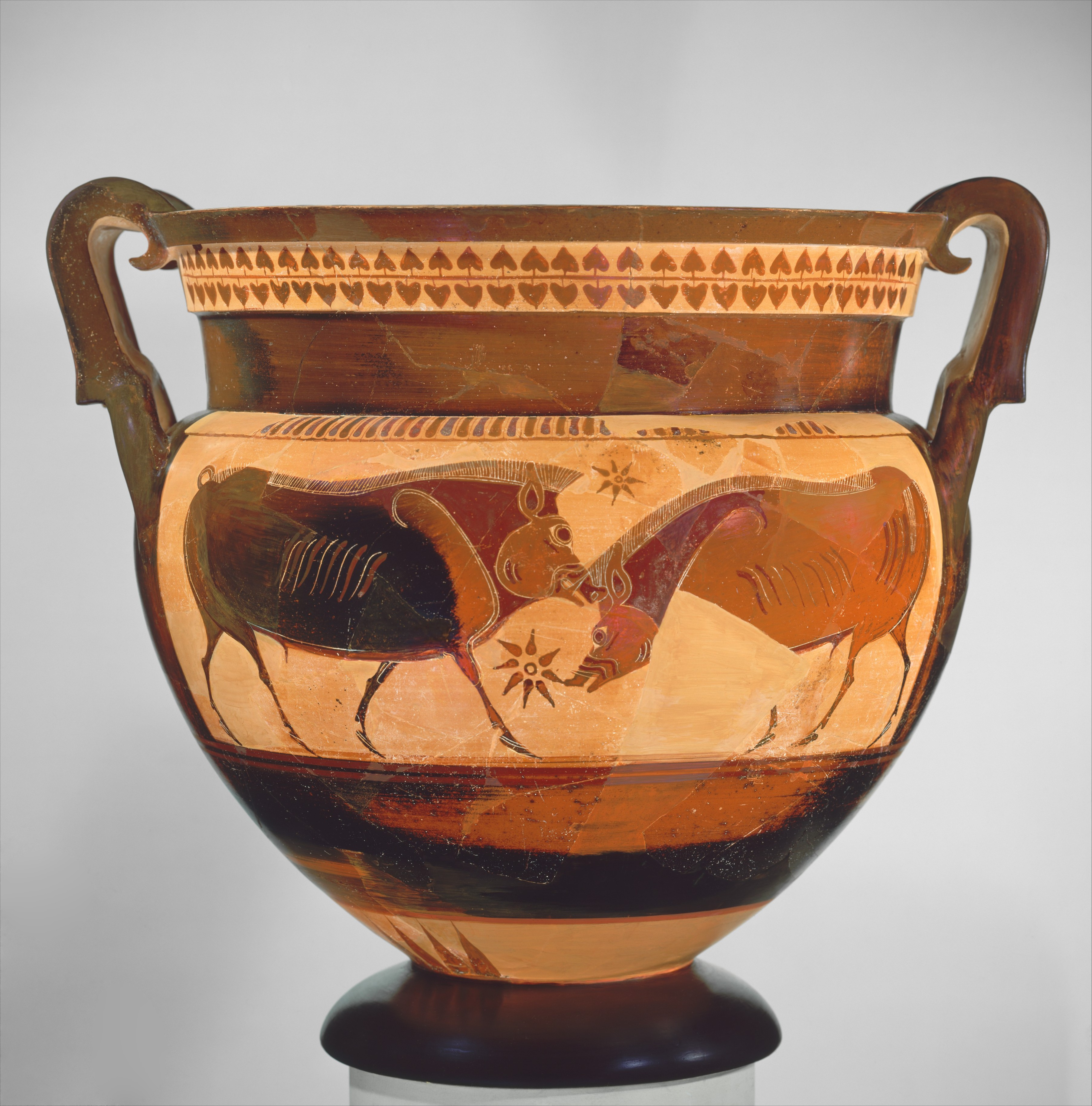 Attributed to sophilos terracotta volute krater vase for mixing share by email reviewsmspy