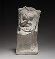 Terracotta statuette of a seated goddess, Terracotta, Cypriot