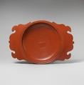 Terracotta plate, Terracotta, Roman