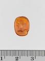 Sard ring stone, Sard, Roman