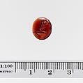 Garnet (pyrope) ring stone, Garnet (pyrope), Roman