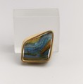 Mosaic glass fragment, Glass, Roman