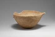 Marble spouted bowl, Marble, Cycladic