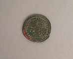 Bronze nummus of Constantius I Chlorus, Bronze, Roman
