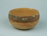 Bowl, Terracotta, Cypriot