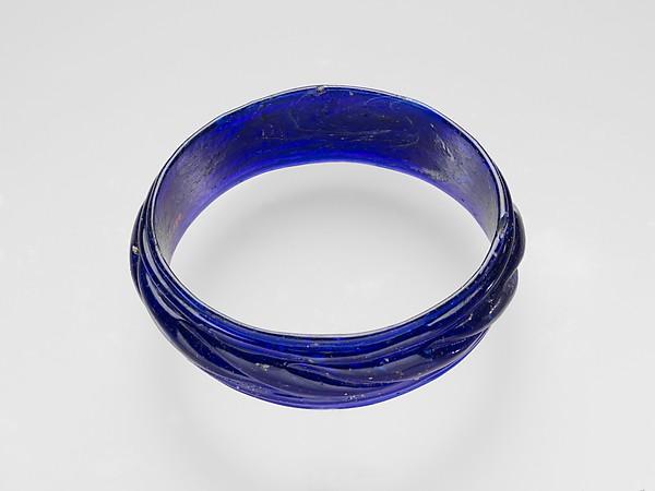 Glass bracelet, Glass, Celtic