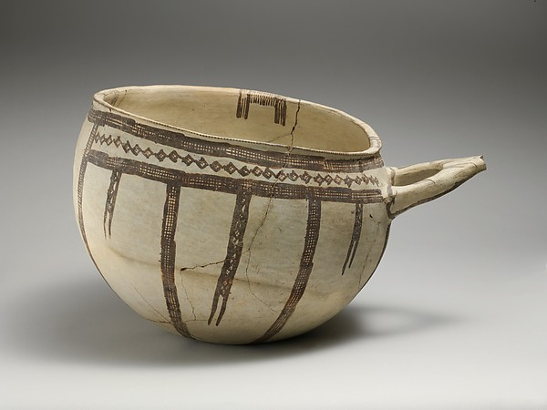 Terracotta bowl, Terracotta, Cypriot
