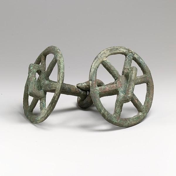 Bronze bit, Bronze, Near Eastern or Greek