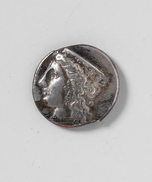 Silver, Greek, Cretan