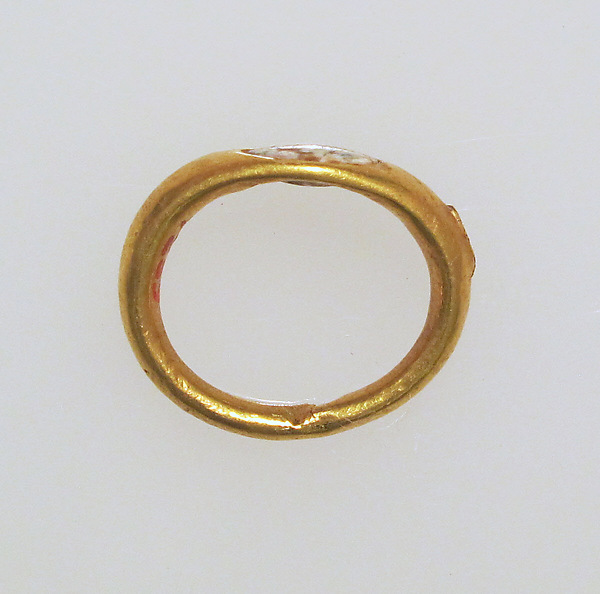 Ring with turquoise, Gold, turquoise ?