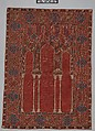 Prayer Rug With Triple Arch Design The Met