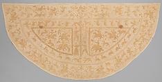 Cope, Cotton; embroidered in tasar or muga silk