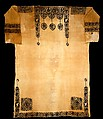 Tunic with Dionysian Ornament, Linen, wool; plain weave, tapestry weave