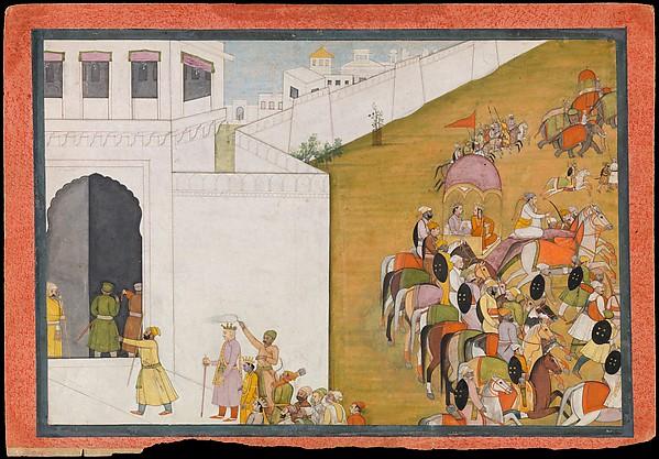 Sita and Rama: The Ramayana in Indian Painting