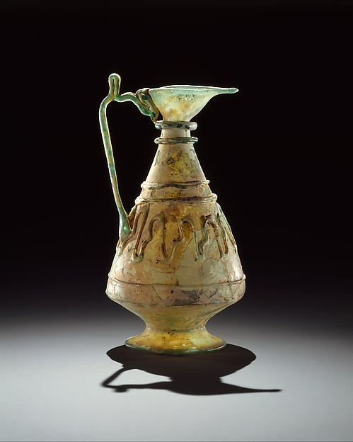 Small Glass Ewer The Met