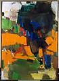 Deep Within the Ravine, Hans Hofmann (American (born Germany), Wessenburg 1880–1966 New York), Oil on canvas