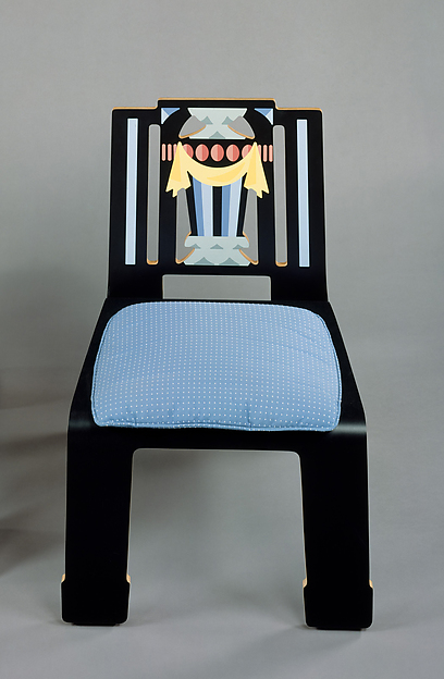 Sheraton  Chair (model no. 664) Robert Venturi (American & Robert Venturi |