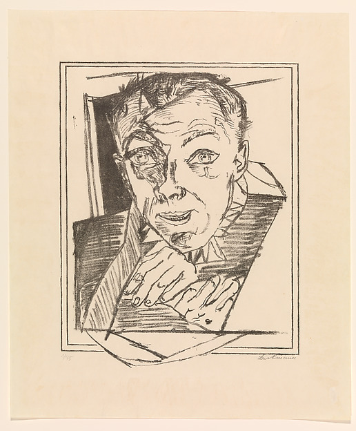 Hell, Max Beckmann (German, Leipzig 1884–1950 New York), 11 transfer lithographs