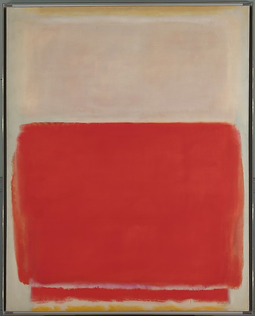 No. 3, Mark Rothko (American (born Russia), Dvinsk 1903–1970 New York), Oil on canvas