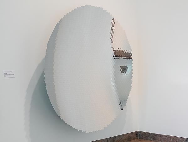 Untitled, Anish Kapoor (British (born India) 1954), Stainless steel