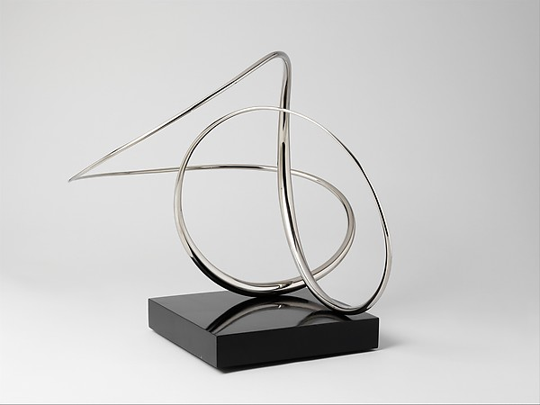 Homage to the World of Minkowski, José de Rivera (American, 1904–1985), Chrome, nickel, and stainless steel