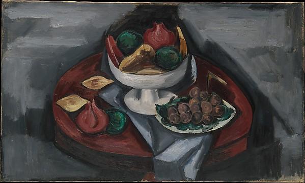 Still Life No. 2, Marsden Hartley (American, Lewiston, Maine 1877–1943 Ellsworth, Maine), Oil on canvas