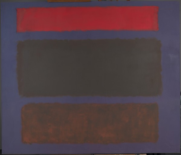 No. 16, Mark Rothko (American (born Russia), Dvinsk 1903–1970 New York), Oil on canvas