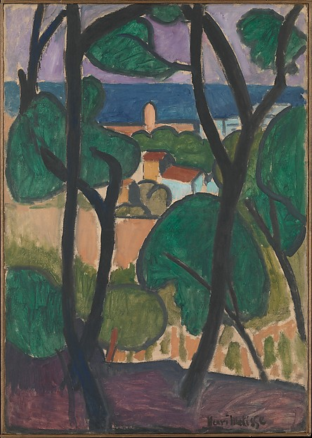View of Collioure, Henri Matisse (French, Le Cateau-Cambrésis 1869–1954 Nice), Oil on canvas
