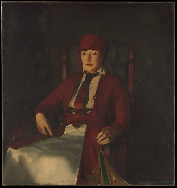 Mrs. Chester Dale, George Bellows (American, Columbus, Ohio 1882–1925 New York), Oil on canvas