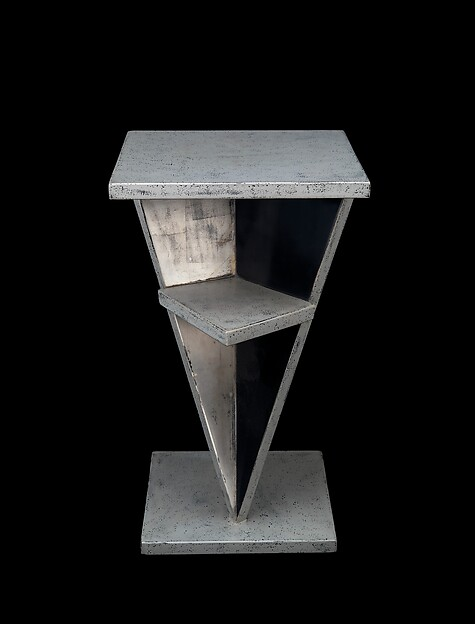 Table, Jean Dunand (French (born Switzerland), Lancy 1877–1942 Paris), Lacquered wood
