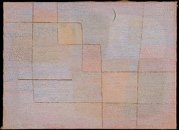 Clarification, Paul Klee (German (born Switzerland), Münchenbuchsee 1879–1940 Muralto-Locarno), Oil on canvas