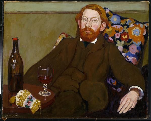 Claude Terrasse, Louis Süe (French, Bordeaux 1875–1968 Paris), Oil on canvas