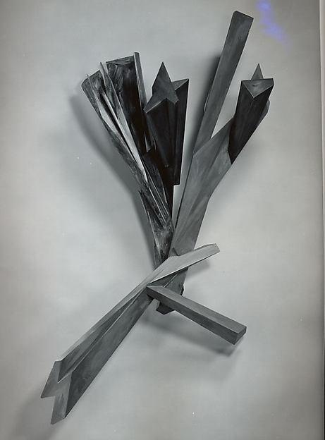 Untitled, James Biederman (American, born 1947), Painted wood