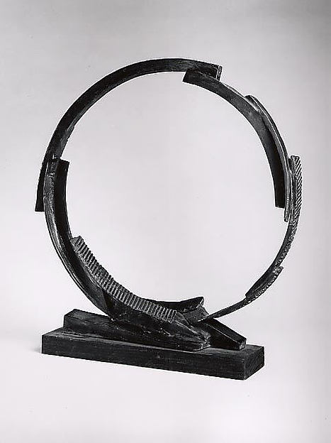Untitled, Bruno Romeda (Italian, Brescia 1933–2017), Bronze