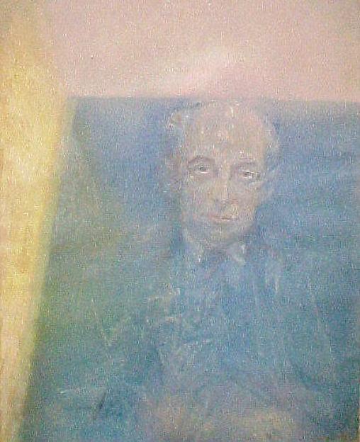The Mathematician, Bernard Childs (American, Brooklyn, New York 1910–1985 New York), Oil on canvas