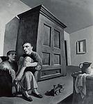 A Conspiracy of Objects, Nicholas Jolly (British, born Bebington 1962), Oil on canvas