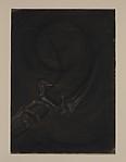 The Strike of the Uterus, Marius de Zayas (Mexican, Veracruz 1880–1961 Stamford, Connecticut), Charcoal on paper