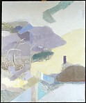 Vision, Kenzo Okada (American, 1902–1982), Oil on canvas