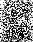 Untitled, Abraham Walkowitz (American (born Russia), Tyumen 1878–1965 Brooklyn, New York), Ink on paper
