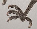 Altar Cloth or Podea, Silk, embroidery, Byzantine