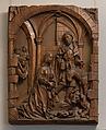 Nativity, Alsatian Master, Limewood, German