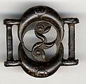Attachment for a Strap, Copper alloy, Roman or Celtic