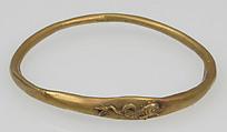 Bracelet, Gold, Roman