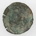 Plain Disk, Copper alloy, Roman