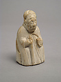 Chess Piece of a Bishop (Copy of a Chess Piece in the British Museum), Plaster cast, Scandinavian