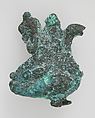 Bird, Copper alloy, Coptic