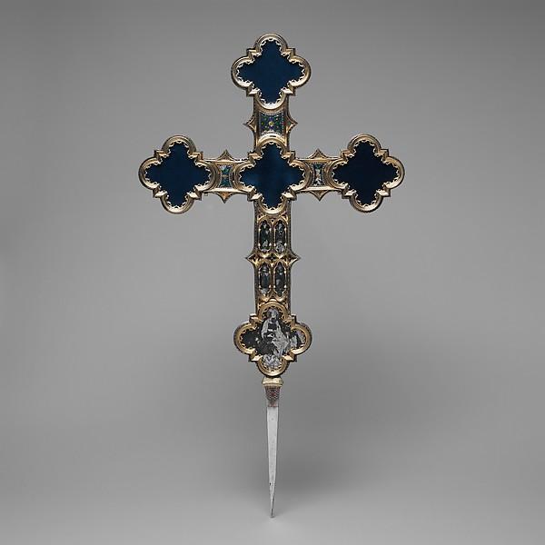 Processional Cross Italian The Met