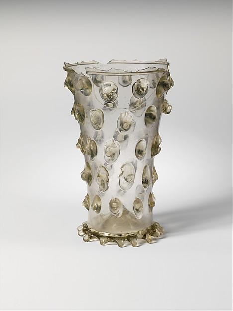 Beaker, Glass, German