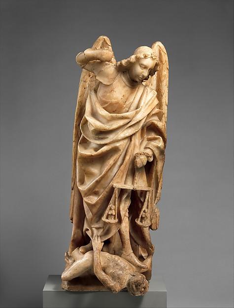 St. Michael, Alabaster, Spanish